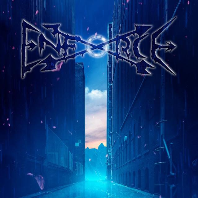 Behind The Tracks: Enforce - Deep Blue (Single) (2021)