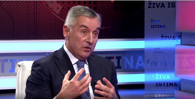 Milo Đukanović: Ti što prijete spaljivanjem da se ne zalijeću, više nas je na ovoj strani