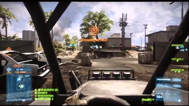 Battlefield 3 PC Games Gameplay