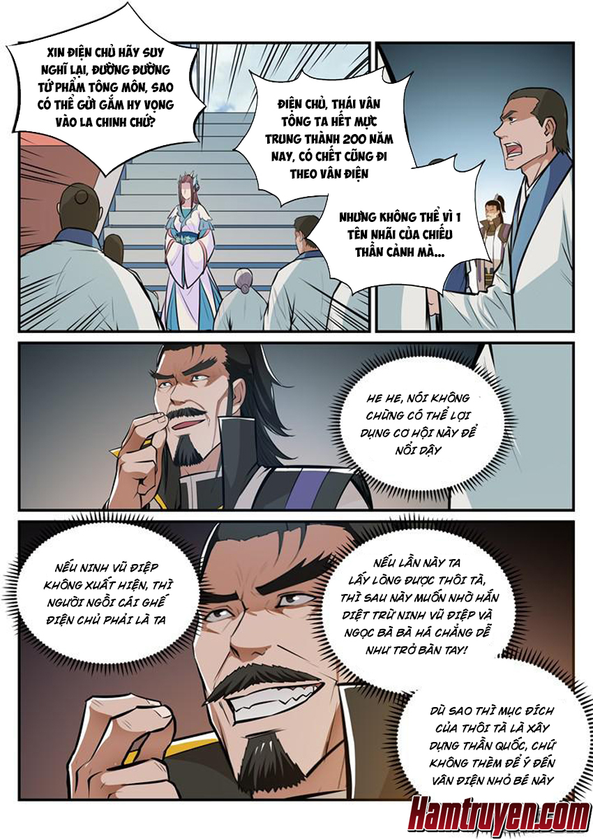 Bách Luyện Thành Thần Chapter 194 trang 10 - CungDocTruyen.com