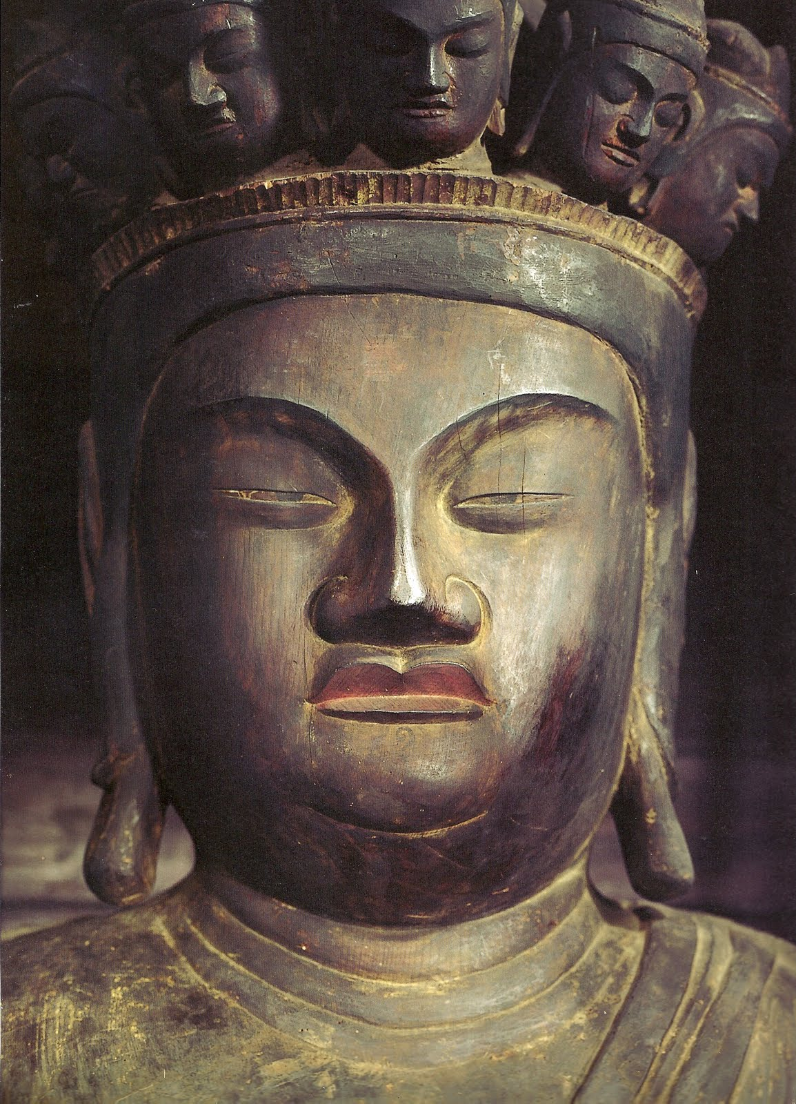 仏像クラブブログ: 白洲正子神と仏、自然への祈り展②(神像のような十一...  白洲正子神と仏、