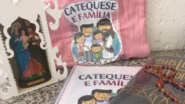 Projeto catequese em família- Terço