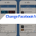 Change My Facebook Profile Name
