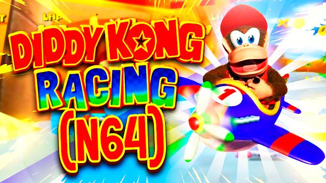 Diddy Kong Racing Para Teléfonos Android (ROM N64)