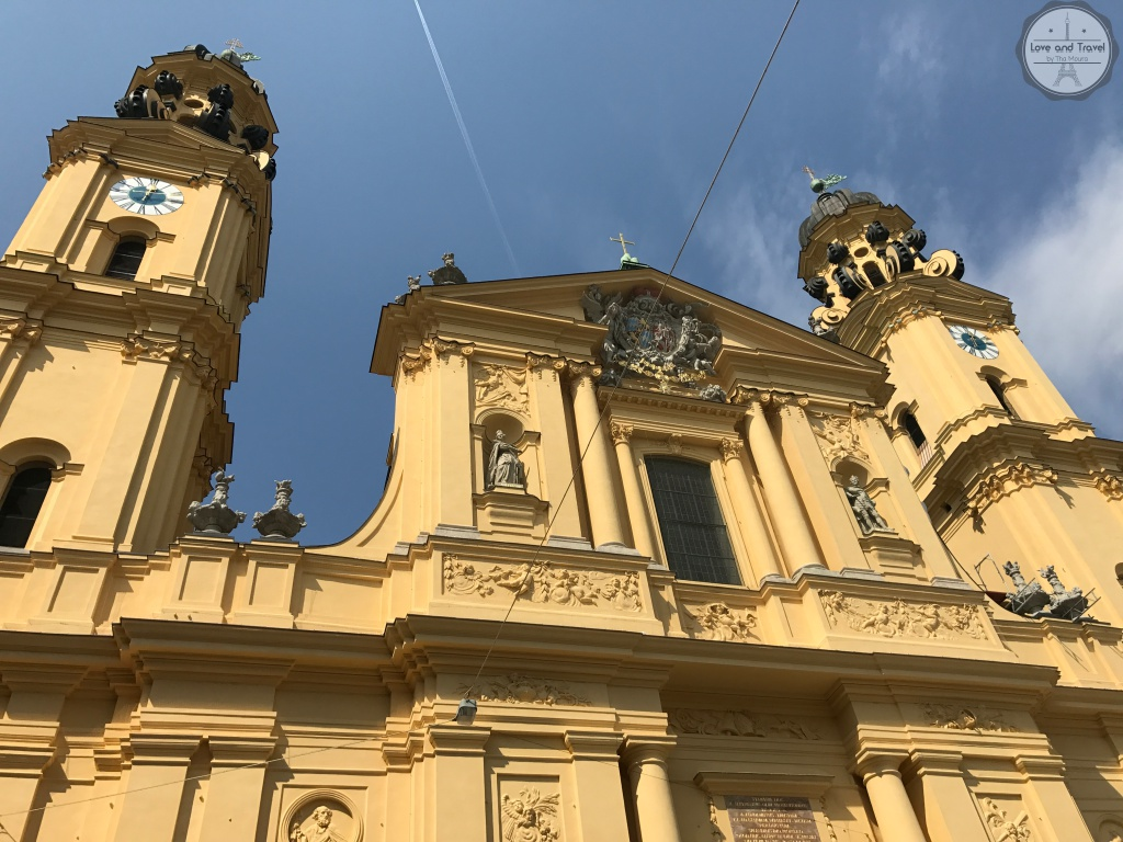 Igreja Theatinerkirche, Munique