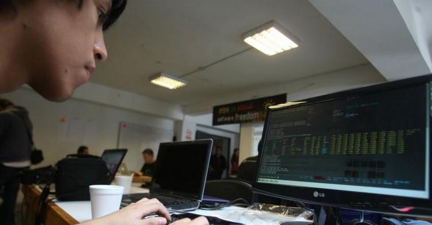 Científicos peruanos desarrollan software para combatir delitos con tecnología innovadora - www.cienciactiva.gob.pe