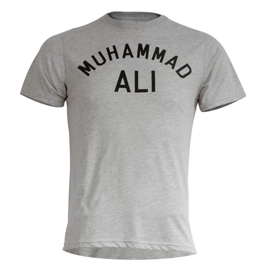 Gentlemans Diary Magazine: Muhammad Ali T-Shirt by Wornfree