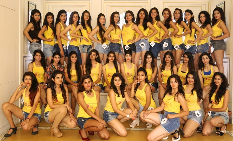 Elite Miss Rajasthan 2017