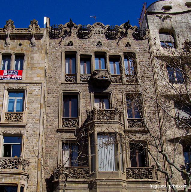 Casa nº 94 do Passeig de Gràcia, Barcelona