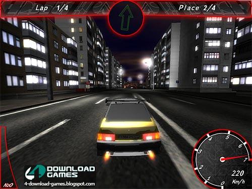 لعبة السباقات غير الشرعية Illegal Street Racers