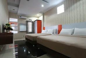 Kamar Hotel Shanrilla Tasikmalaya