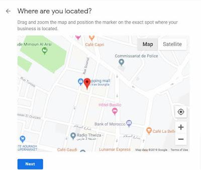 كيفية إضافة موقعك على خرائط جوجل