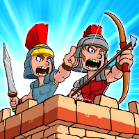 Empire Rush: Rome Wars & Defense Mod Apk