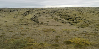 Sur de Islandia, Eldhraun. Iceland.