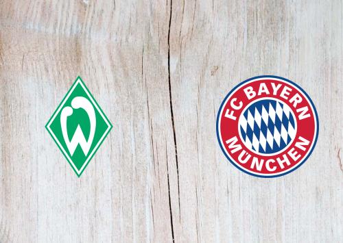 Werder Bremen vs Bayern Munich Full Match & Highlights 16 June 2020