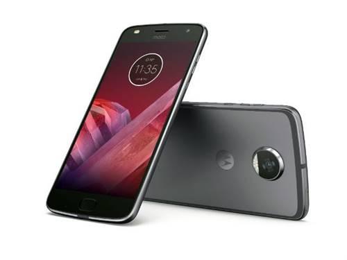 Novo smartphone da Motorola Moto Z2 Play