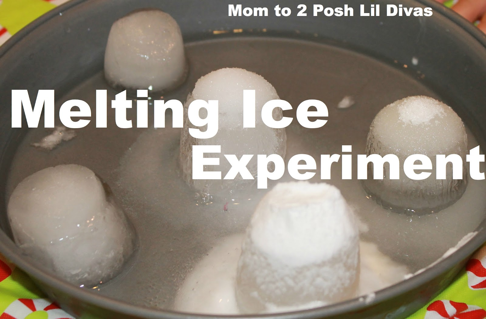 Does Ice Melt Faster In Water Or Soda Ehow