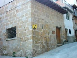 calle Villaclosa, La Botera, Beceite, Beseit,5