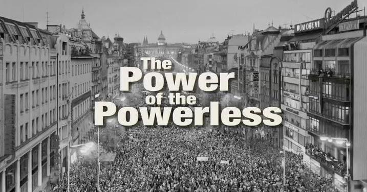 powerful or powerless essay