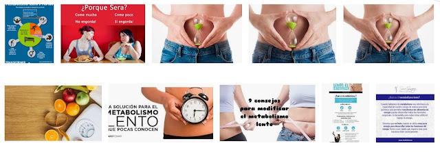 ¿Cómo hacer el metabolismo más lento para ganar peso?