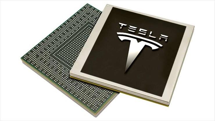 Tesla представляет чип для обучения искусственного интеллекта
