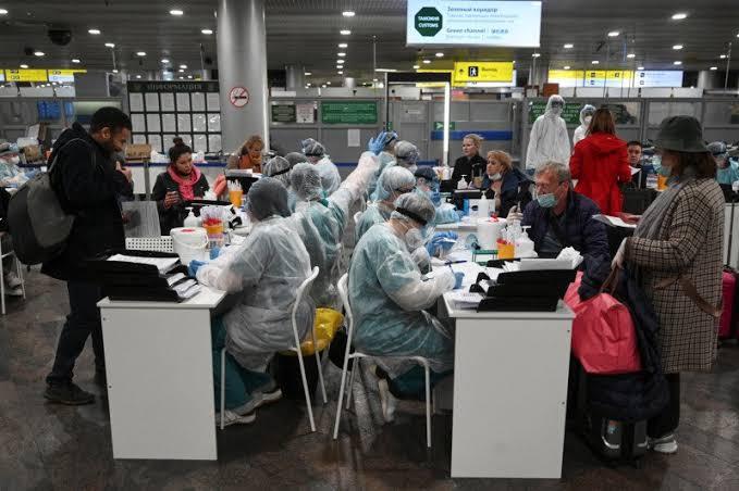 Corona Kian Merajalela, Rusia Catat Lebih dari 5 Ribu Kasus Sehari