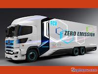 Hino dan Toyota Garap Mobil Truk Bertenaga Hidrogen
