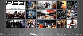 Emulator PS3 Android Offline