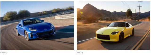 Subaru dan Nissan