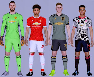 Pes 2017 Manchester United Leaked Kits 2020 2021 Pes Patch Fifa Mods Games Pc