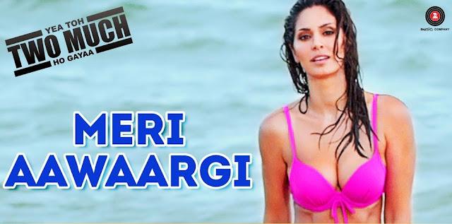 Meri Aawaargi - Yea Toh Two Much Ho Gayaa (2016)
