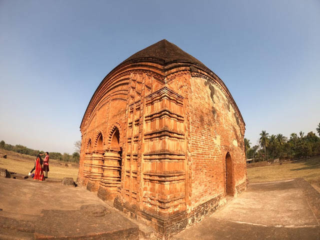 Haripur Odisha Teracotta Temple