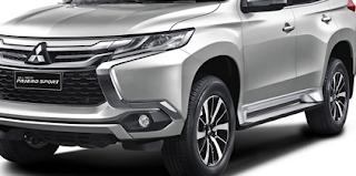 Review Spesifikasi Mitsubishi Pajero Sport Lengkap