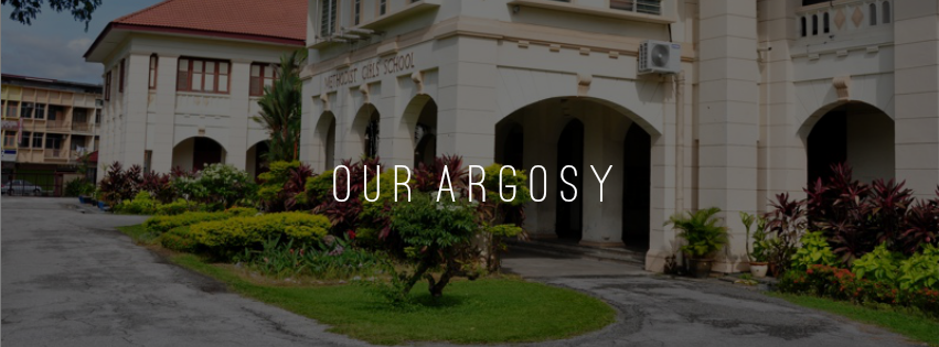 Our Argosy. SMK Methodist Girls, Ipoh, Perak