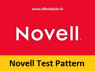 Novell Test Pattern