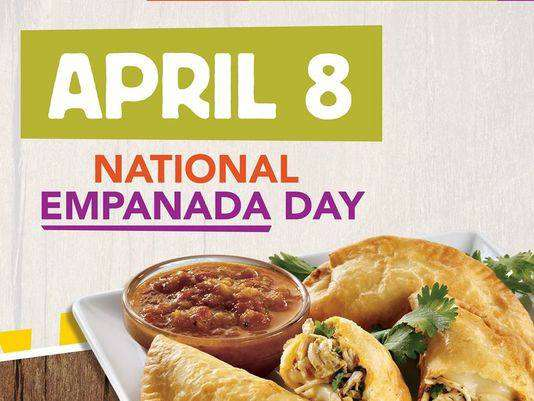 National Empanada Day Wishes Sweet Images