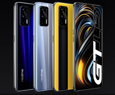 Realme GT 5G full specifications