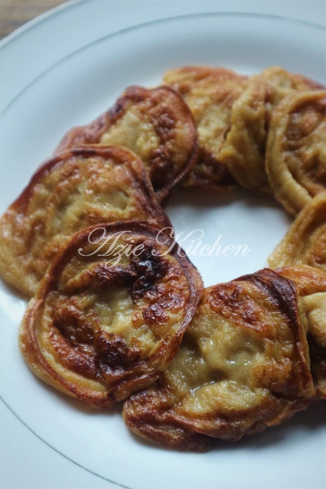 Kuih Akok Kedut Kelantan Azie Kitchen