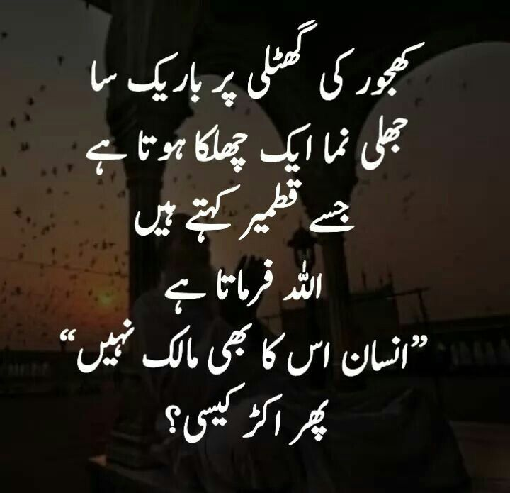 Islamic Urdu Quotes