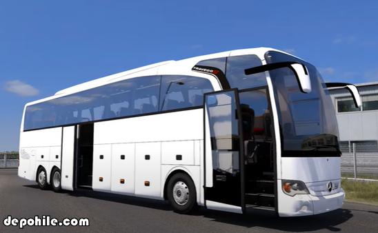 ETS 2 1.38 Travego S 15-17 Otobüs Modu İndir, Tanıtım 2020