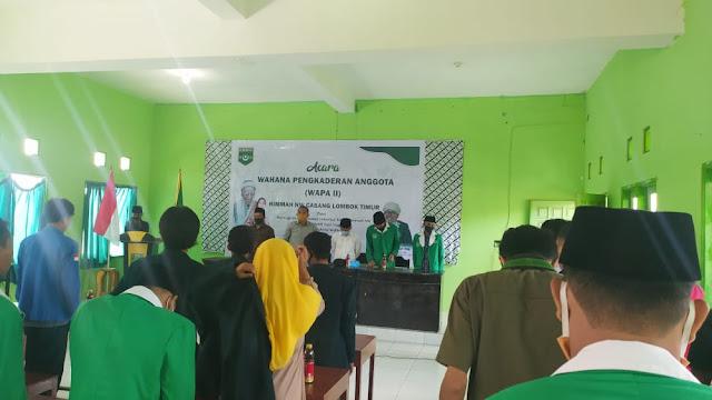 HIMMAH NW Lombok Timur Gelar Wapa II
