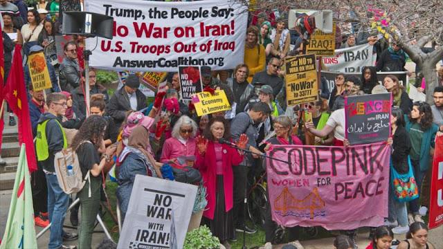 Estadounidenses se disculpan con Irán por agresión de Trump