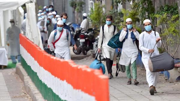 24 People Who Attended Nizamuddin Event Test Positive For Coronavirus, Delhi Neighbourhood Cordoned Off, New Delhi, News, Pathanamthitta, Dead, Health, Health & Fitness, Patient, Train, Malayalees, hospital, Treatment, National