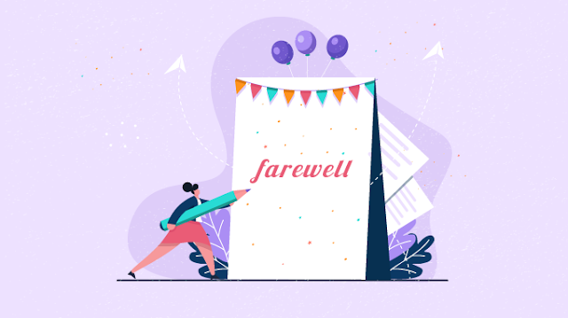 Future Endeavors: 50+ Good Luck and Goodbye Messages with Images