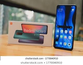 Cara Screenshot Xiaomi Redmi Note 9 Series