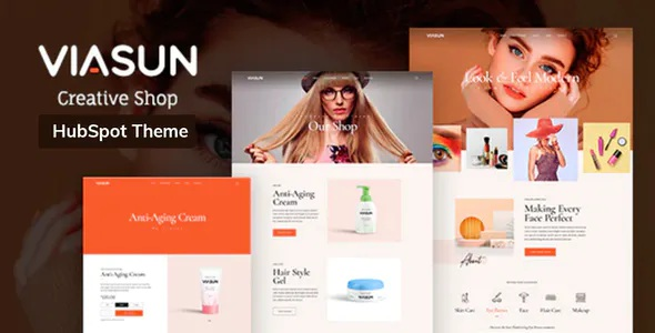 Download Single Product Line HubSpot Theme
