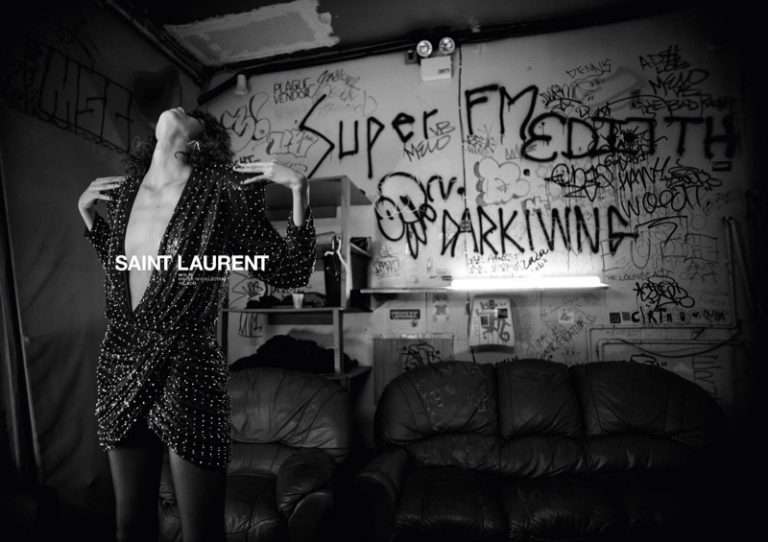 Saint Laurent Fall Winter 2018 Campaign