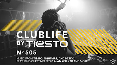 ClubLife by Tiësto Podcast 505