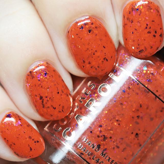 Colores de Carol Pumpkin to Talk About