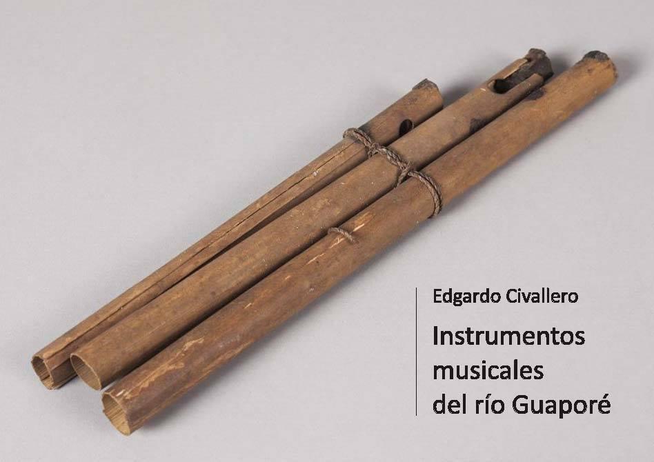 Instrumentos musicales del río Guaporé